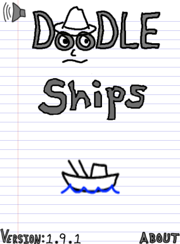 iPhone app: Doodle Ships