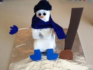 Henry's Snowman Glyph