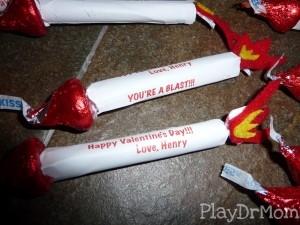 Rocket Valentine 2011