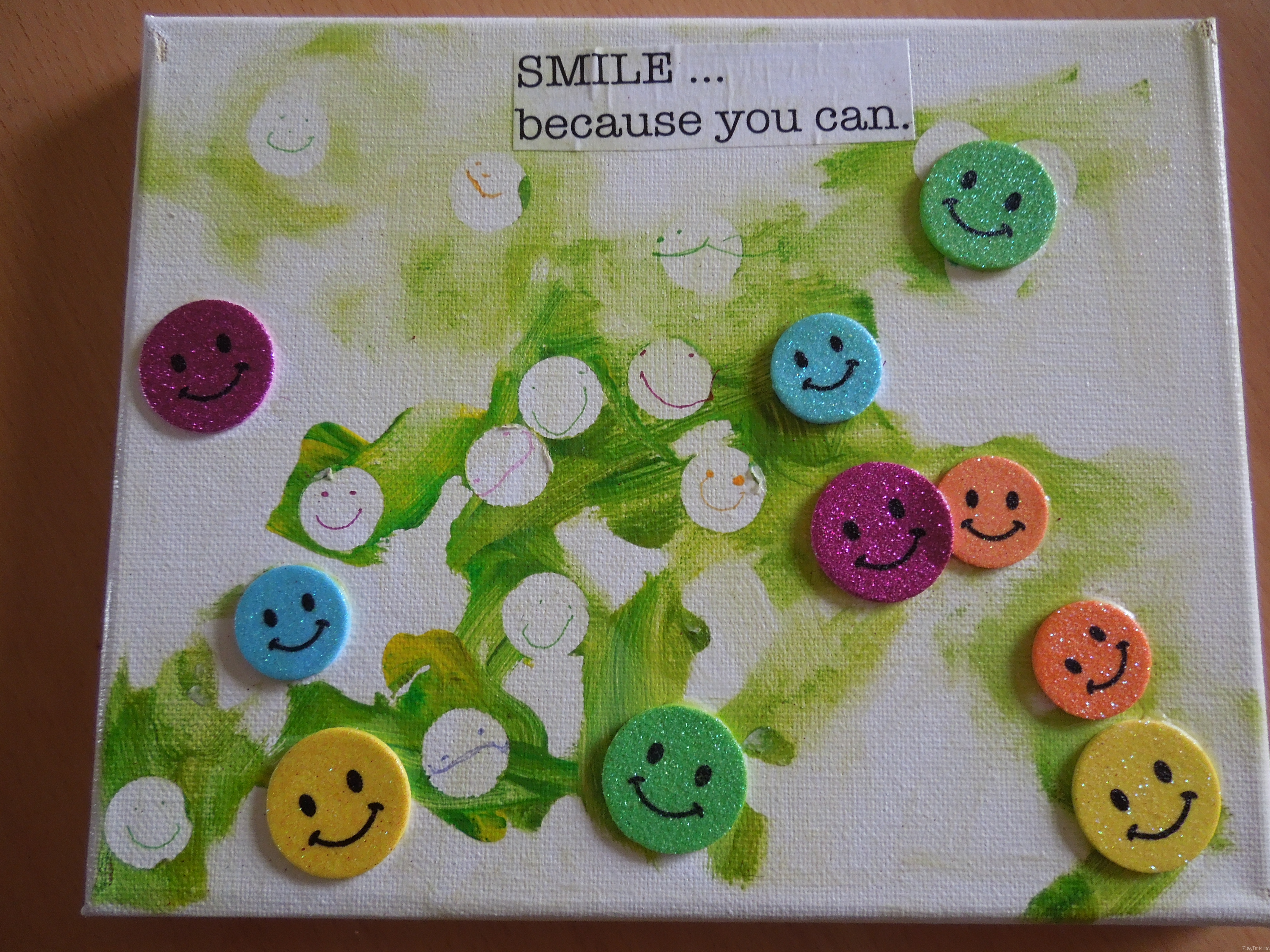 SMILE ... because you can.