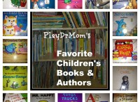 PlayDrMom shares her favorite Children's Books and Authors ... great gift ideas!