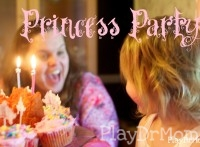 Honor's Princess Party