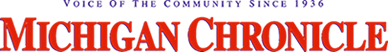 Michigan Chronicle logo