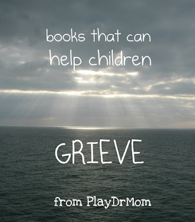 books that can help children grieve