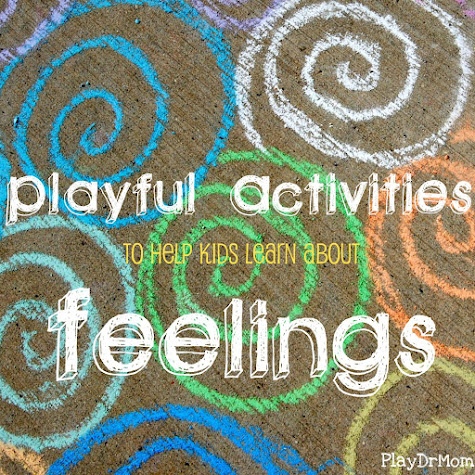 playful activities about feelings
