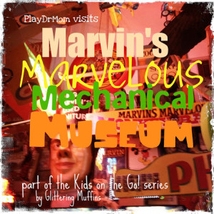 Marvelous Marvin's Mechanical Museum