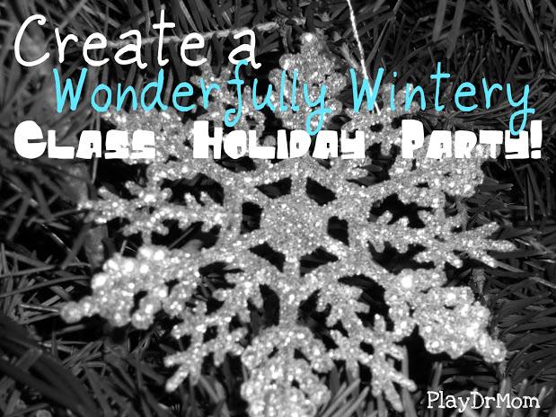 wonderfully wintery class party
