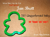 gingerbread for Keeps not Eats