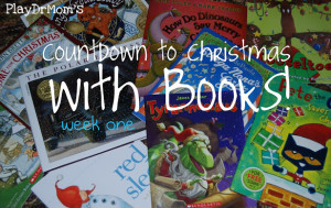 book countdown to christmas, week one