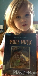 "We picked ""Mole Music"""