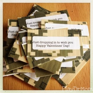 paratrooper tags