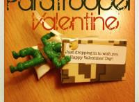 Paratrooper Valentine