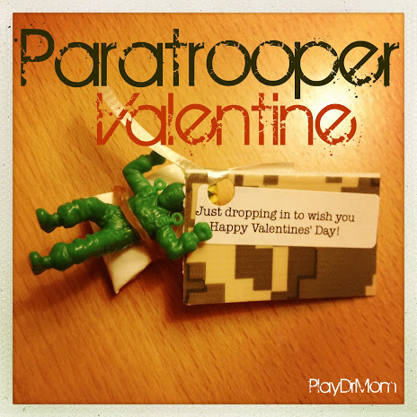 Paratrooper Valentine