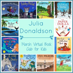 VBC features Julia Donaldson
