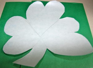 simple shamrock