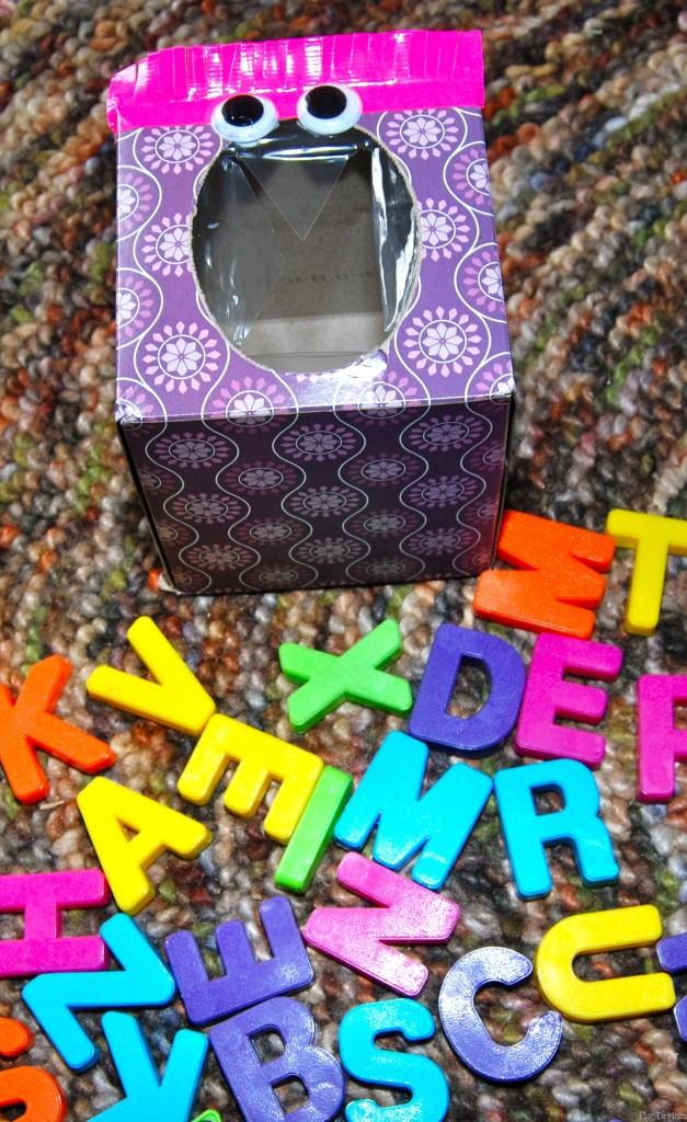 Monster & Letters