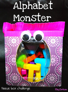 Alphabet Monster