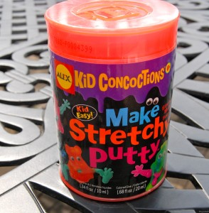 Make Your Own Stretch Putty from ALEX Toys