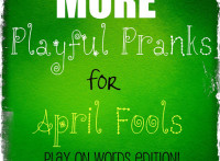 April Fools Pranks 2