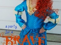 PlayDrMom throws a Brave-themed birthday party for her 4 year old daughter.