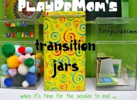 PlayDrMom shares how she ends play therapy sessions.