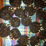 Bear Claw Cookies for a Brave party