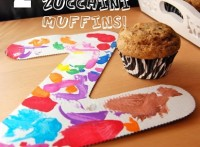 Z is for Zucchini Muffins
