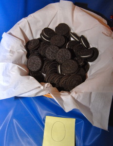 O is for Oreos