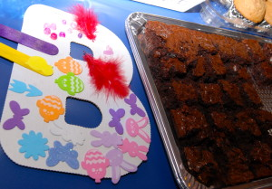 B is for Brownies
