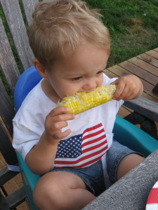 Fresh Corn on the Cob ... perfect for the 4th of July