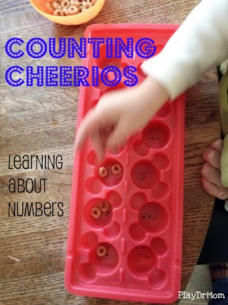 Helping kids learn about numbers