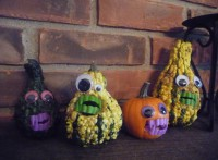 Group of Ghastly Gourd Goblins