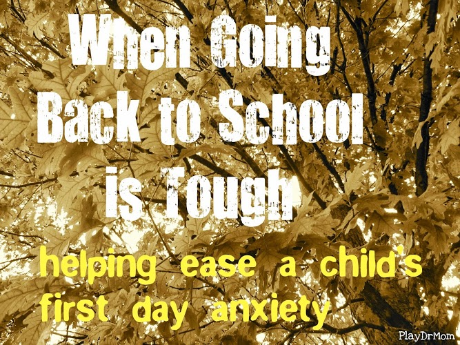 First Day Worries: Ways to Cope