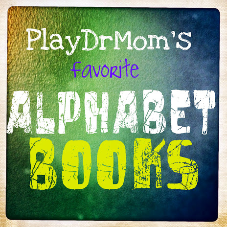 sharing a list of my favorite alphabet books for kids