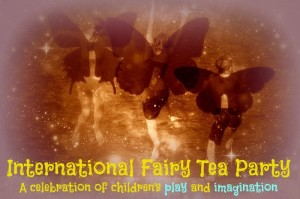 International Fairy Tea Party image