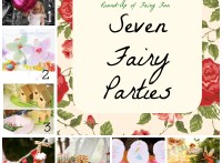 Part of PlayDrMom's Round-Up for Fairy Fun: 7 fairy parties