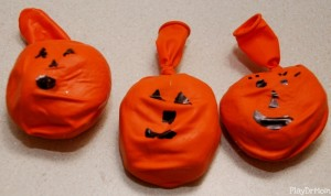 """bean bag"" pumpkins"