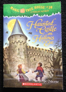 """Haunted Castle on Hallow's Eve"""