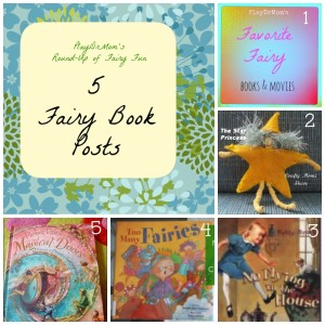 Part of PlayDrMom's Round-Up of Fairy Fun:  fairy book roundup