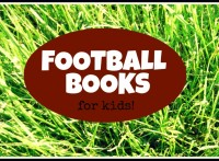 List of Football Books for Kids from PlayDrMom