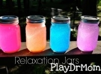 tips on how to make and use relaxation jars