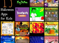 13 fun Halloween apps for Kids