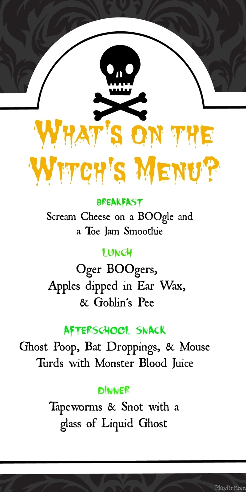 Kitchen Witch Menu - Kitchen Appliances Tips And Review