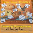 Learning Homophones with Bear Says Thanks