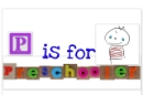 P is for Preschooler logo