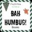 Bah Humbug! Books