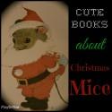 Christmas mice books