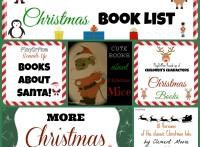 PlayDrMom's Ultimate Christmas Book List Post.  100+ books!