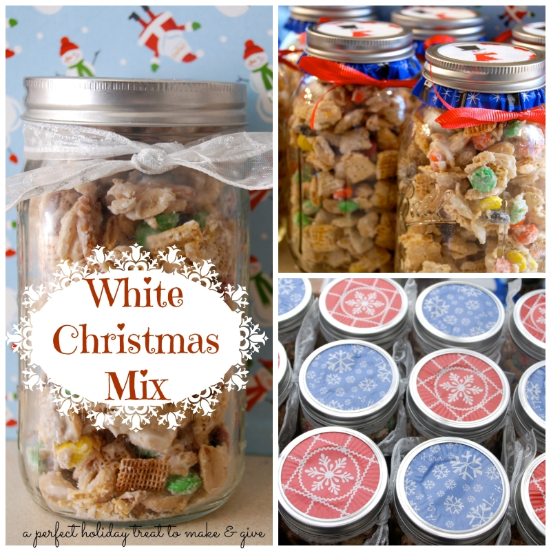 PlayDrMom's White Christmas Mix