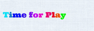 time for play banner